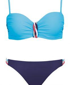 SELF - KOSTIUM KĄPIELOWY S730 XP10 - Bielizna damska, Bikini, Dla Niej, Stroje kąpielowe